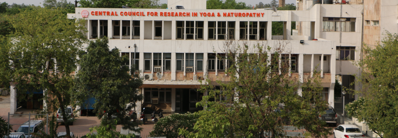 FAQ's | Central Council for Research in Yoga & Naturopathy